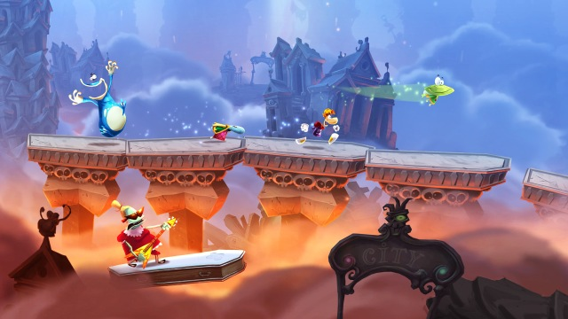 from Rayman legends