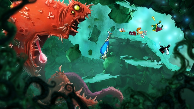 from rayman origins